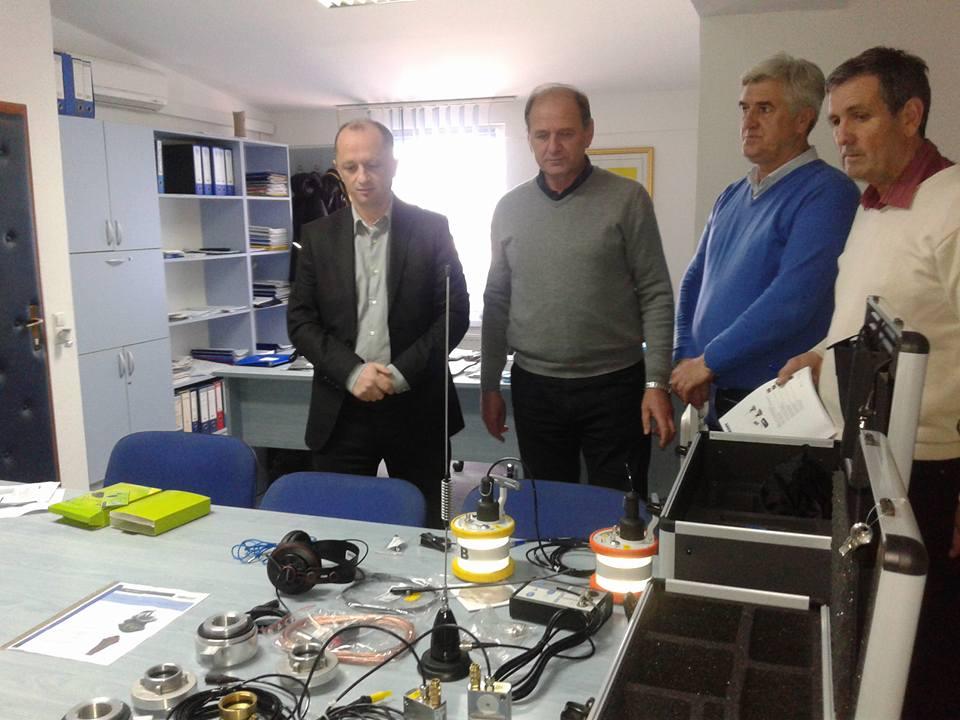 Bihaćki Vodovod dobio uređaje za detekciju kvarova na mreži