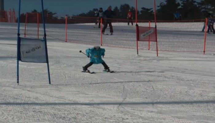 I roboti skijaju na ZOI u Južnoj Koreji