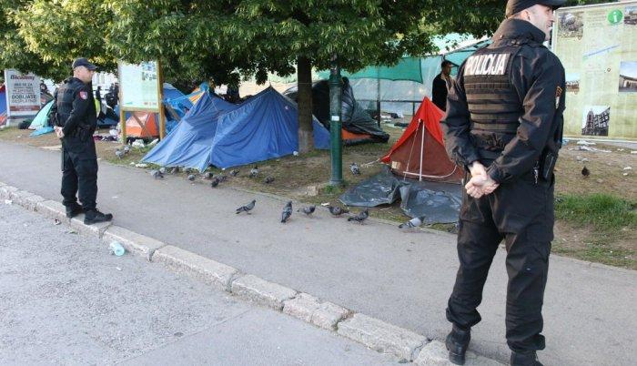 Konvoj izbjeglica krenuo iz Sarajeva prema Mostaru