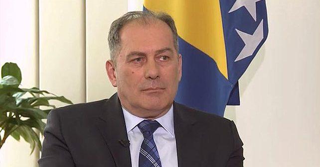 Parlament BiH odbio zahtjev za smjenu ministra Mektića