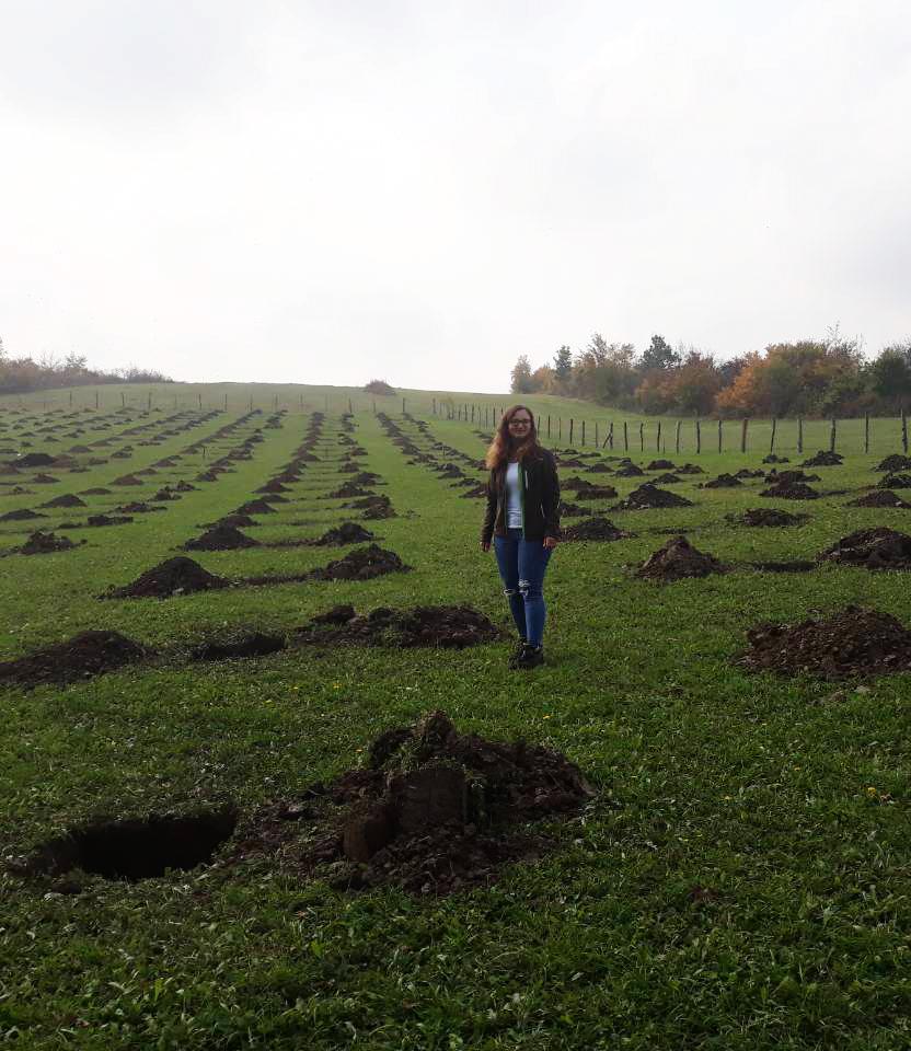Studentica agronomije i mlada poduzetnica
