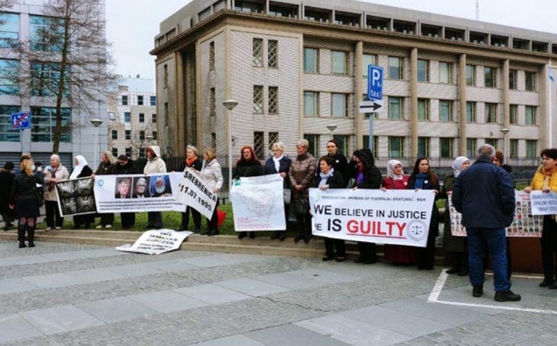 Izricanje pravosnažne presude Radovanu Karadžiću