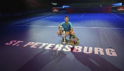 Damir Džumhur je 40. teniser svijeta
