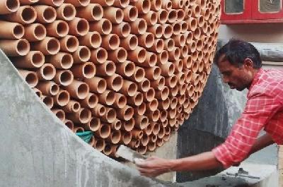 Indijski dizajneri napravili klima uređaj koji radi bez električne energije
