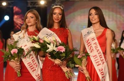 Aida Karamehmedović izabrana za Miss Bosne i Hercegovine
