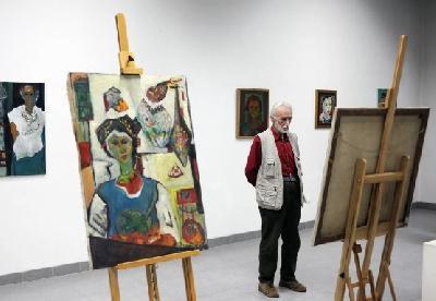 Otvorena izložba djela Ćazima Sarajlića: Bio je jedinstvena pojava u umjetnosti Tuzle