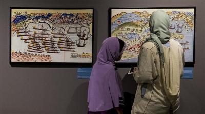 Izložba o Matrakčiju prvi put predstavljena američkoj publici