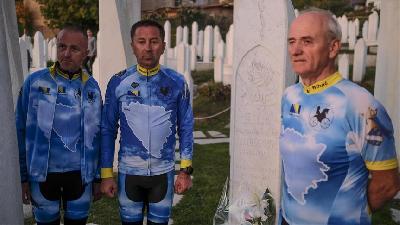 Biciklisti vozili maraton od Bihaća do Sarajeva