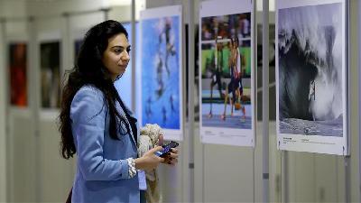 Veliko interesovanje za izložbu fotografija