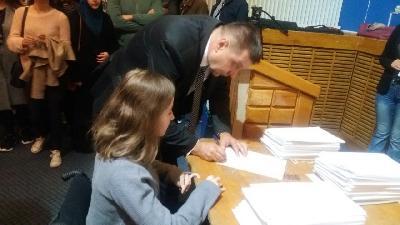 Potpisani ugovori za dodjelu boračkih stipendija