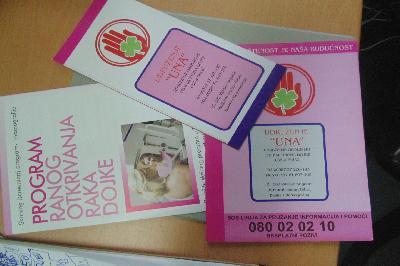 Mjesec borbe protiv karcinoma dojke