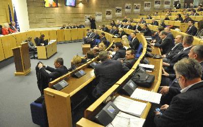 Parlament BiH danas o mogućim izmjenama Zakona o osnovama sigurnosti u saobraćaju