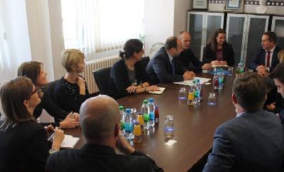 Delegacija EU u radnoj posjeti Bihaću
