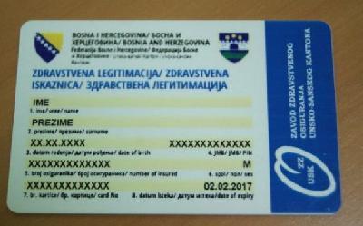 Svečano uručene prve elektronske zdravstvene iskaznice