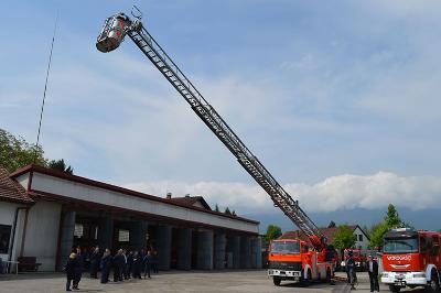 Vatrogasna jedinica Bihać provodi stručno usavršavanje vatrogasaca