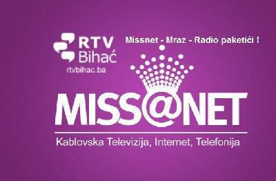 Miss@net - Mraz - Radio paketići!
