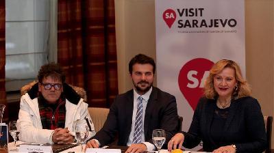 Zimski turistički program Sarajeva predstavljen u Zagrebu