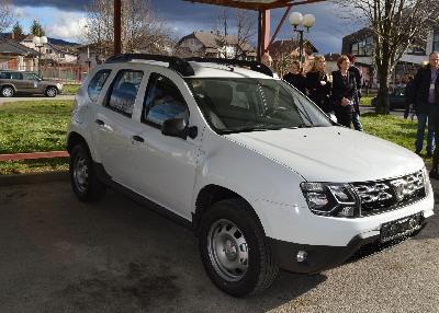 Dacia Duster za Dom zdravlja u Bihaću