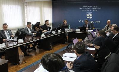Tekući grantovi Gradu Cazinu i općinama USK