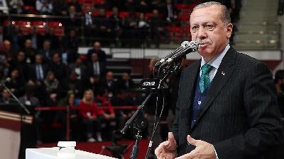 Erdogan: Rumijeva poruka ljubavi je vječna