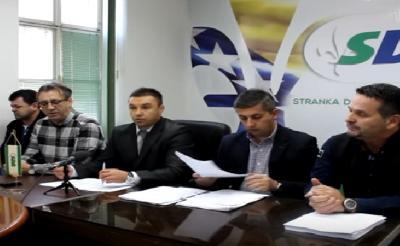 SDA Bihać: Aerodrom u Bihaću bi mogao propasti zbog nesposobnosti odgovornih