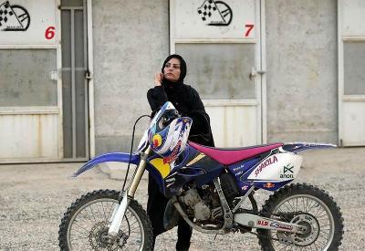 Žene u Saudijskoj Arabiji smiju i na motore