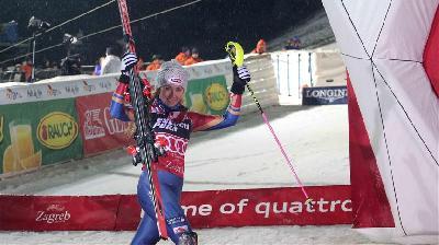 Mikaela Schiffrin po treći put osvojila Snow Queen Trophy