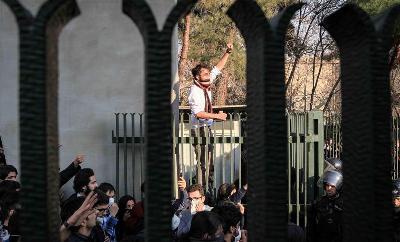 Priveden državljanin evropske zemlje koji je učestvovao na protestima u Iranu