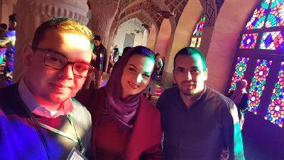 Troje mladih kaligrafa iz BiH nagrađeni na festivalu u Iranu