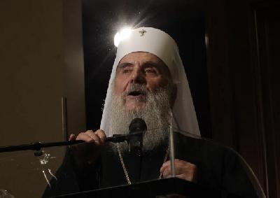 Srpski patrijarh Irinej: RS je najnovija država srpskog naroda