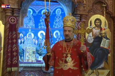 Region u šoku: Kačavenda služio božićnu liturgiju u Bijeljini
