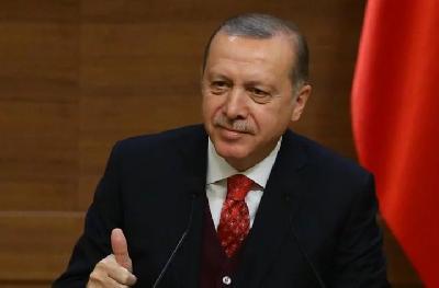 Erdogan: Pred vama više nije bolesnik, već velika i snažna Turska