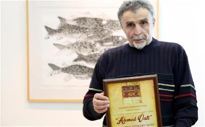 """Karikaturist Muhamed Đerlek Max dobitnik nagrade """"Ahmed Vali"""""""