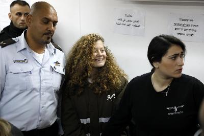Amnesty International traži od Izraela oslobađanje palestinske tinejdžerke