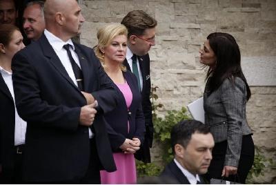 Hrvatska predsjednica danas dolazi u dvodnevnu službenu posjetu BiH