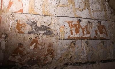 U Egiptu pronađena grobnica svećenice iz doba pete dinastije faraona