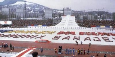 Dani ponosa i slave u glavnom gradu BiH