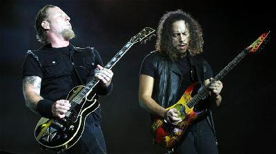 Metallica i Afganistanski nacionalni institut za muziku