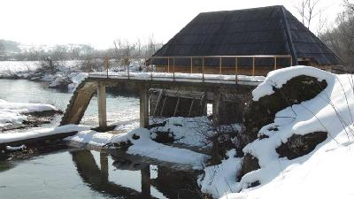 Drveni mlin u Tržačkim Raštelama jedinstven u BiH