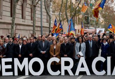 Katalonski separatisti prave vladu u egzilu