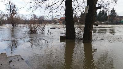 Jutros izmjereni vodostaj rijeke Une u Bihaću 138 cm