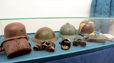 U Mostaru izloženi eksponati vojne građe iz Prvog svjetskog rata
