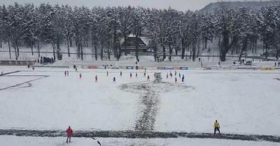 Nehumani uslovi na utakmici između Jedinstva i Čapljine