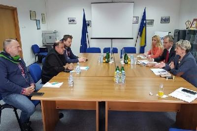 Kuvajtski investitor zainteresiran za ulaganje u projekte putne infrastrukture u BiH