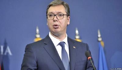 Vučić: Nisam kao Milošević, ali u moje vrijeme neće biti poraza
