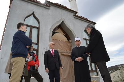 Nova ribićka džamija svečano će biti otvorena 21. jula