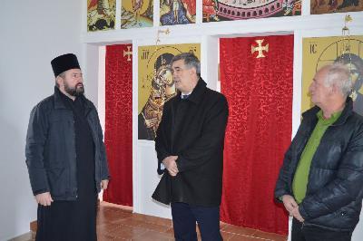 Gradonačelnik Fazlić posjetio naselje Veliki Cvijetnić