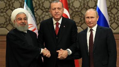 Pomoći Sirijcima da uspostave jedinstvo