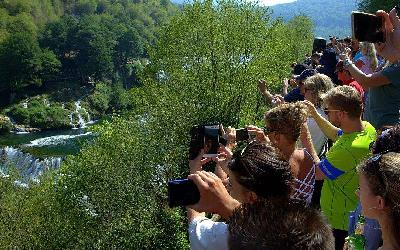 U prva tri mjeseca ove godine više od 215 hiljada turista u BiH