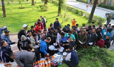 Velika Kladuša formirala privremeni prihvatni centar za migrante